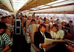 Image Airbus : Le Service Des Hôtesses à Bord - Aviation Commerciale