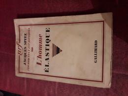 Spitz L'homme Elastique  Gallimard Eo - Livres, BD, Revues