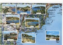 CPM.la Corniche D'or .edMAR - Provence-Alpes-Côte D'Azur