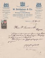 BERLIN   W. SCHLIEBEN & CO. - Germany