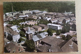 HOMECOURT - L'Eglise - Vue Aérienne ( 54 Meurthe Et Moselle ) - Homecourt