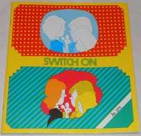 Switch On Av Stolpe, Parfitt, Hedberg & Jonsson; Från 70-talet - English Language/ Grammar