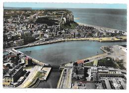 76 - LE TRÉPORT - Vue Panoramique - Ed. Cim Combier N° 335-37 A Colorisée - Le Treport