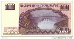 ZIMBABWE  P. 9 100 D 1995 UNC - Zimbabwe