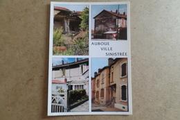 AUBOUE - Sinistres D' Auboué Octobre Novembre 1996 ( 54 Meurthe Et Moselle ) - France
