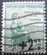 1810 - AU PROFIT DES ORPHELINS DE LA GUERRE - N°163 - France