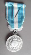 Médaille D'outremer Avec Son Ruban - France