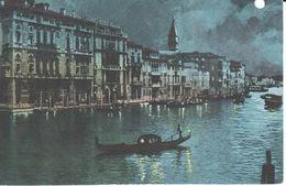 Italie - Veneto - Venezia (Venice) - Canal Grande Da San Gregorio - Venezia (Venice)