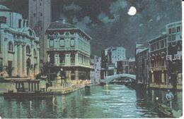 Italie - Veneto - Venezia (Venice) - Canale Cannaregio - Ponte Delle Guglie - Venezia (Venice)