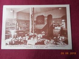 """CPA - Villiers-sur-Marne - Café Hôtel-Restaurant """"A L'Avenir"""", G. Brosset - Villiers Sur Marne"""