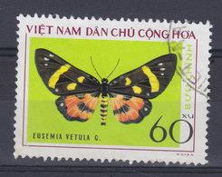 Vietnam 1976  Mi. 839    60 Xu Butterfly Schmetterling Papillon - Vietnam