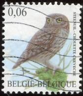 COB 3672 (o) / Yvert Et Tellier N° 3655 (o) - 1985-.. Pájaros (Buzin)