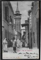Tunisie - Tunis - Rue Des Teinturiers - Tunisie