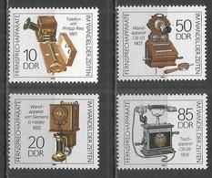 Germany DDR 1989 Year MNH(**) Mi.# 3226-29 - [6] Democratic Republic