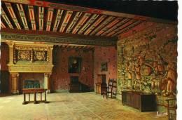 CPM.Blois.le Château Appartement De Catherine De Médicis - Blois