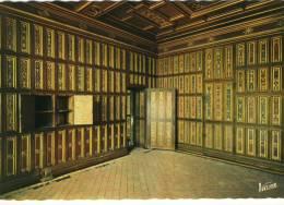 CPM.Blois.le Château.cabinet De Catherine De Médicis Aux Armoires Secrètes - Blois