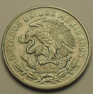 1967 - Mexique - Mexico - CINCUENTA CENTAVOS - KM 451 - Mexico