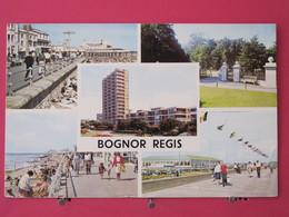 Angleterre - Sussex - Bognor Regis - Vues Diverses - Scans Recto-verso - Bognor Regis
