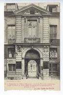 CPA Collection Vieux Paris 03 04 Dépendant De L'Hôtel D'Épernon Rue Vieille Du Temple Hôtel D'Épernon - District 04