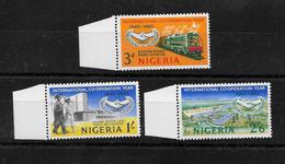 Nigeria, 1965 International Co-operation Year, Complete Set Marginal MNH 6838) - Nigeria (1961-...)