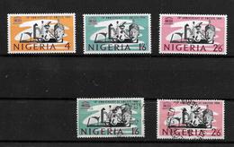 Nigeria, 1966 Unesco Anniversary, Complete Set MM Plus 1/6d & 2/6d Used (6839) - Nigeria (1961-...)