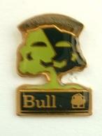 PIN'S BULL - ATOUT SERVICE - Informatique