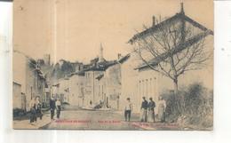Saint Jean De Bournay, Rue De La Barre - Saint-Jean-de-Bournay