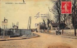 Sannois  Rue D'Eaubonne    I 3628 - Sannois
