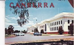 CANEBERRA. 13 VIEWS SIZE 15x10CM. CECAMI. CIRCA 1970's. PHOTOSET SOUVENIR LAMBRANÇA GRUSS AUS- BLEUP - Canberra (ACT)