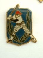 PIN'S JOUEUR DE BASEBALL - Baseball