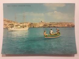 OLD MALTESE POSTCARD BY A.B.C. VALLETTA MALTA - Malta