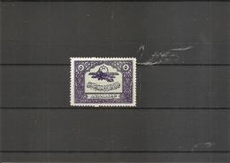 Turquie - Timbres De Bienfaisance Pour La Poste Aérienne  ( PA 3 XXX -MNH) - 1921-... Republik