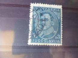 YOUGOSLAVIE YVERT N° 215 - 1931-1941 Royaume De Yougoslavie