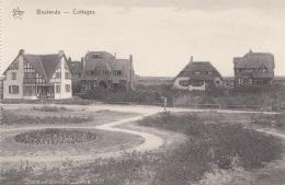 WESTENDE (Belgien) - Cottages, Karte Um 1920?, Gute Erhaltung - Westende