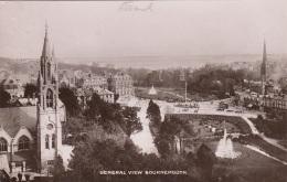 BOURNEMOUTH (England) - General View, Karte Gel.1912?, Gute Erhaltung - Bournemouth (ab 1972)