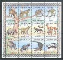 Liberia - MICHEL-Nr. 1807/1816KB Postfrisch / **  [Ü5-LBR36] - Liberia