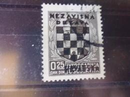 YOUGOSLAVIE YVERT N° 357 - 1931-1941 Royaume De Yougoslavie
