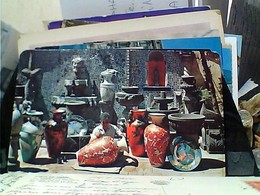 MESSICO GUADALAJARA  ALFARERIA DE TLAQUEPAQUE POTTER'S VASI MEXICO  V1974  GU2989 - Messico