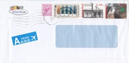 4 Fach MIF Auf BELGIEN Brief 2015? - Belgien