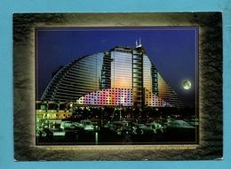 Emirats Arabes Unis United Arab Emirates Dubai The Jumeirah Beach Hotel  ( Tres Grand Format 12cm X 17cm ) - Dubai