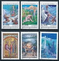 Andorra 580-585 Sagen Und Legenden Alle Einwandfrei Postfisch/** - Neufs