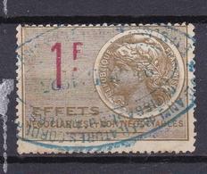 Timbre Effets De Commerce N° 465° - Fiscaux