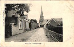 1 Oude Postkaart GIERLE Vennestraat  Uitgever Bastijns  1908 - Lille