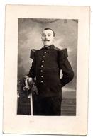 Carte Photo Soldat 85 ème Cosne Sur Loire - Guerra 1914-18