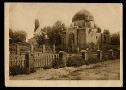 Mausoleum Sheikh Cemetery Mosque Old Tashkent Uzbekistan Turkestan Central Asia RARE - Uzbekistan