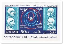 Qatar 1966, Postfris MNH, Space Research - Qatar