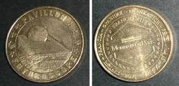 Médaille Monnaie De Paris, Pavillon FUTUROSCOPE, France 2011 - Monnaie De Paris