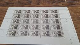 LOT 409617 TIMBRE DE FRANCE NEUF** N°754 LUXE BLOC - Feuilles Complètes