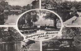 SHEFFIELDS BONNIE PARKS - Gel.196?, 3 Marken - Sheffield