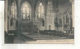 Crulai, Intérieur De L'église - France